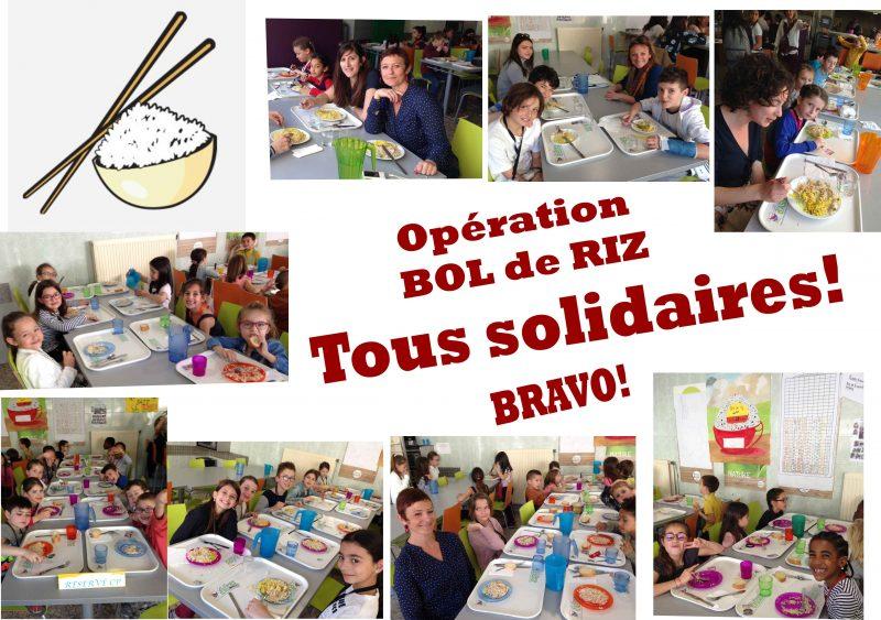 Journée Solidarité le 20 mars 2017
