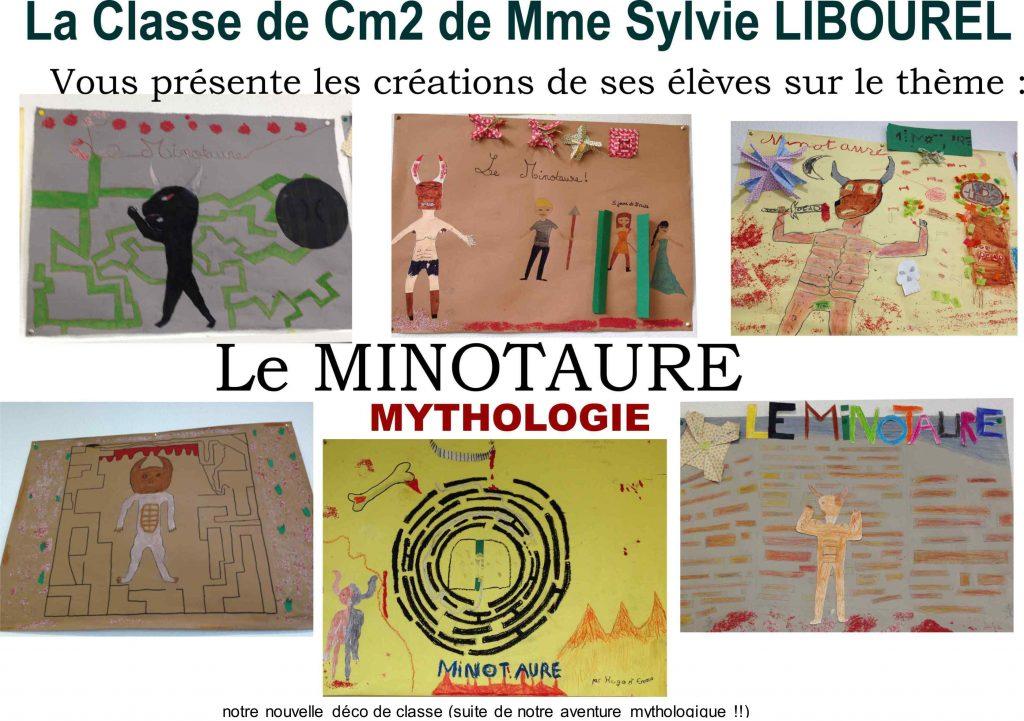 Classe de CM2 de Mme LIBOUREL